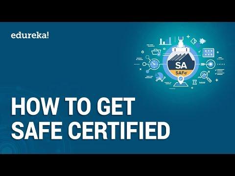 How to get SAFe Certified | SAFe Certification Training | Edureka ...