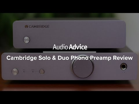 External Review Video Uuj0IKCCSao for Cambridge Audio Alva Solo & Duo Phono Preamplifier