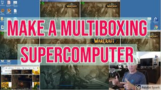 how to multibox wow - Free video search site - Findclip Net