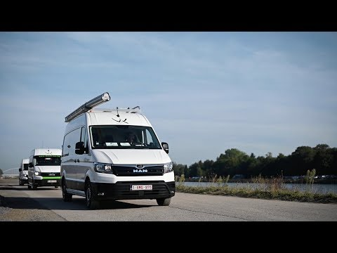 Transport & VAN.TV (FR): Volumex – MAN TGE