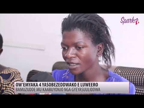 Waliwo omwana azuliddwa mu kabuyonjo nga asobezeddwako e Luweero