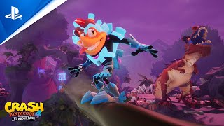 Crash Bandicoot 4: It's About Time - Demo Trailer | PS4
