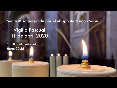 Santa Vigilia Pascual desde la Catedral de El Burgo de Osma.