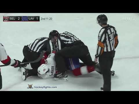 Brandon Baddock vs. Joseph LaBate