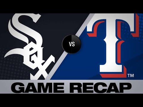 DeShields leads Rangers past the White Sox | White Sox-Rangers Game Highlights 6/23/19