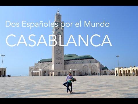 Descubriendo Casablanca {Marruecos} - Dos Españoles por el Mundo