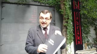 Video Pozvánka na křest klipu Pohřební kapely od Ladislava Čumby