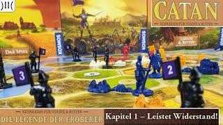 Die Siedler von Catan® (Legenden der Eroberer) - Kapitel 1 Leistet Wiederstand