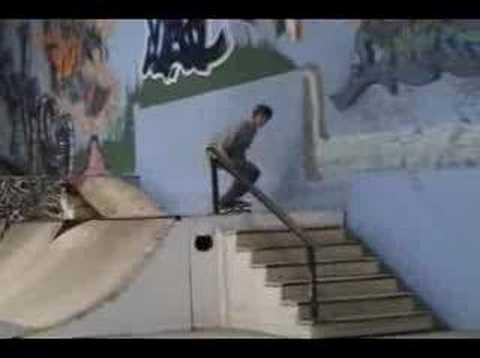 DAVE BACHINSKY + MATT FENELL CIRCA 2002