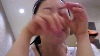 Amy Yang in Kou Fu