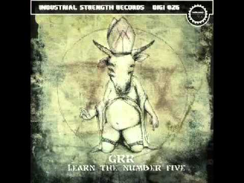 GRR - C-Magick (Learn The Number Five E.p.)