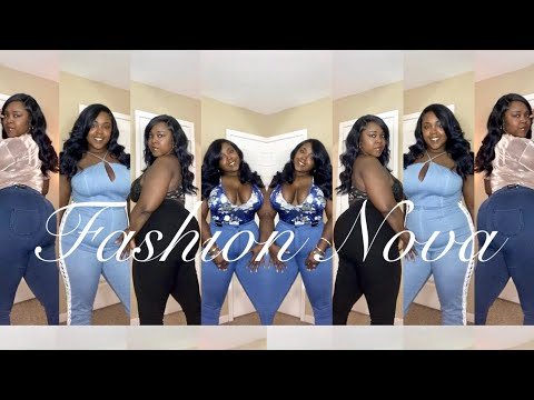71378c4377a8 Denim vibes Fashion Nova Curve thick  plus size 🍑 jeans