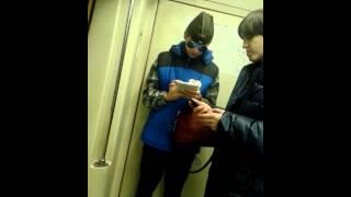 Звезды в метро 2