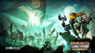 Ratchet & Clank Soundtrack: Metropolis, Planet Kerwan