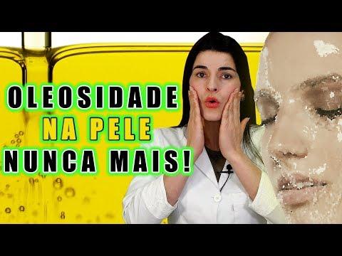 FIM da PELE OLEOSA | Acabe com a Oleosidade Excessiva