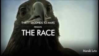 Thirty Seconds To Mars - The race (lyrics)