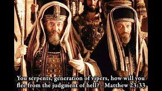 Naum the Prophet Prophesied of the Pharisees
