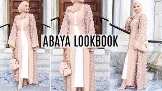 ABAYA LOOKBOOK Ft. Niswa Fashion