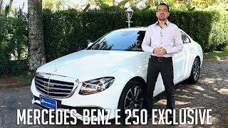 Avaliação: Mercedes-Benz E 250 Exclusive