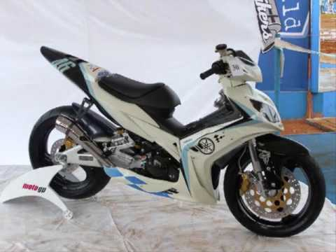 Video MODIFIKASI MOTOR YAMAHA JUPITER MX 2016