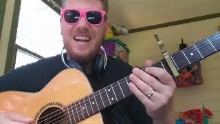 Dear Hate - Maren Morris, Vince Gill // easy guitar tutorial