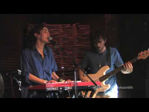 "Chairlift ""Planet Health"" Live @ SXSW 2009 Mp3"