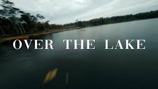 Over The Lake / DJI FPV + Gopro Hero 6 + RSGO = Best Combo ????????