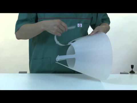 Video zum Anlegen von Halskragen