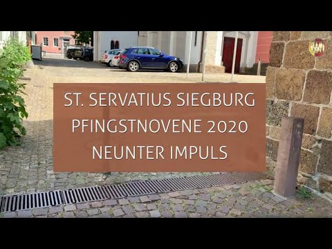 Beitrag zur Pfingsnovene 2020