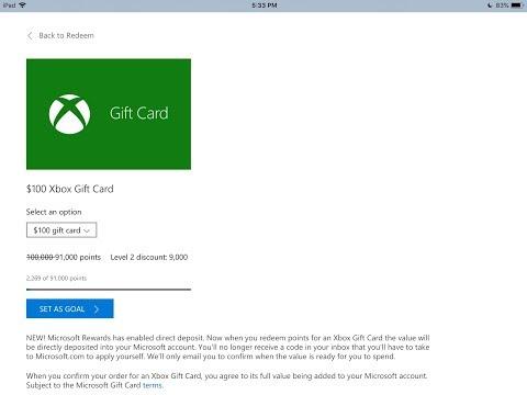 How to earn Free Xbox GiftCards - смотреть онлайн на Hah Life