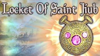 Skyrim SE - Locket Of Saint Jiub - Unique Necklace Guide