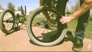 Dan's Comp BMX How-To Series: Flat Tire Repair