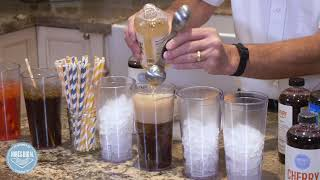 Creating Refreshing Beverages with the Big H Drink Mixes - Hires at Home