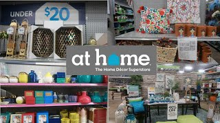 AT HOME STORE * HOME DECOR/ COME WITH ME