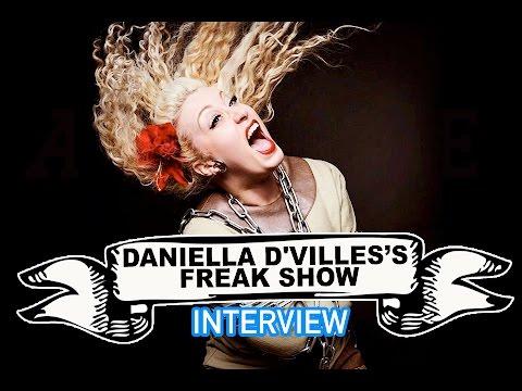 Daniella D'Ville's Freak Show Video