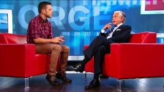 George Hamilton on George Stroumboulopoulos Tonight: INTERVIEW