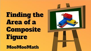 Composite Figures-Finding The Area-Middle School Math