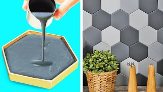 24 COOL DECORATIVE IDEAS YOU CAN DIY