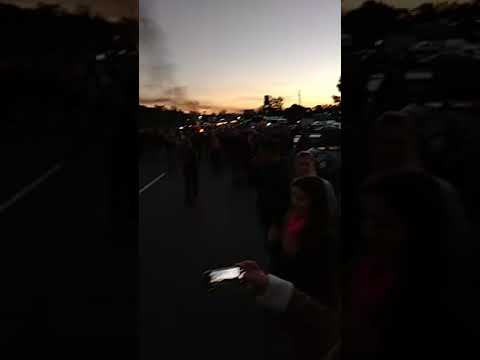 Manifestação dos caminhoneiros  em Araricá Rio Grande do Sul