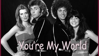 'YOU'RE MY WORLD'  Cilla Black Tribute  -   R C Alas