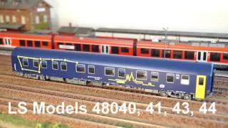 LS models 48040, 48039, 48041, 48042, 48047 sleeping car PRAHA review