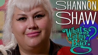 Shannon Shaw - What's In My Bag?