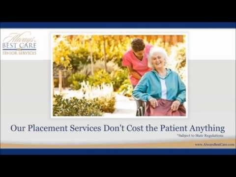 Assisted Living -- Senior Home Care Services