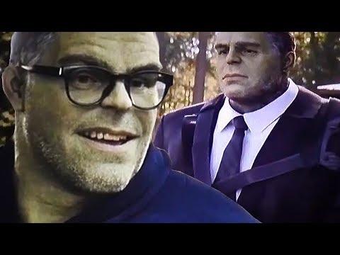 Единственный Мститель, которого боится Халк в Мстители 4: Финал