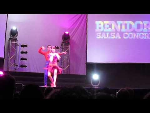 NY Time Benidorm Salsa Congress