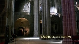 preview picture of video 'Cáceres, ciudad medieval'