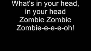 Gambar cover Cranberries Zombie  ( lyrics )
