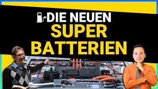 Die neuen SUPER Batterien