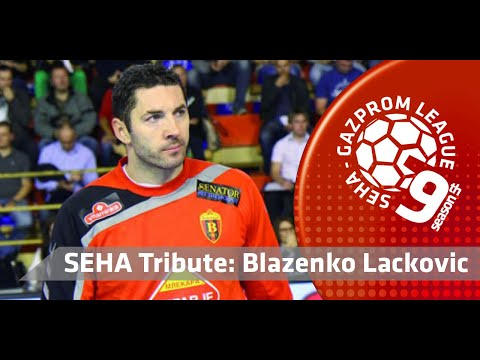 SEHA Tribute: Blazenko Lackovic
