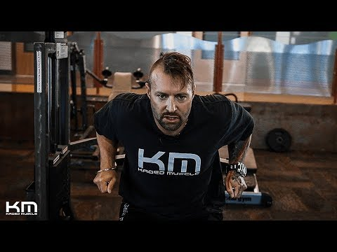 Machine Tricep Dips | How To Perform Them